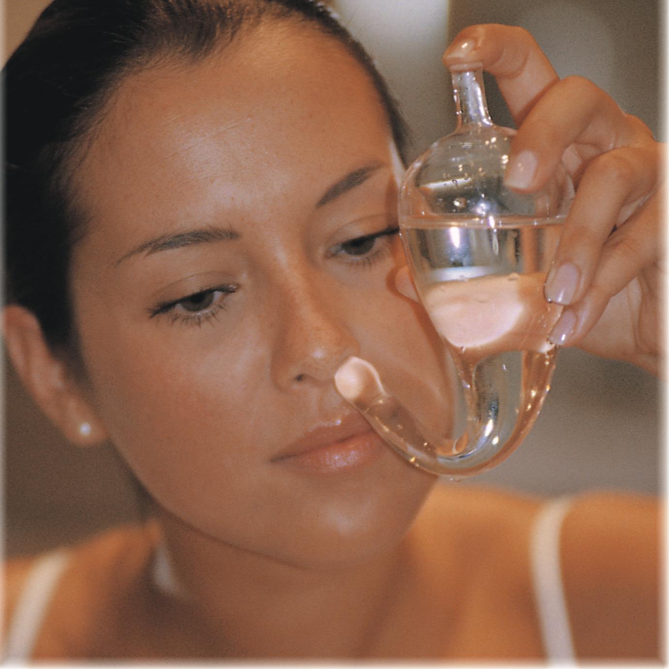 промывание носа после ринопластики
