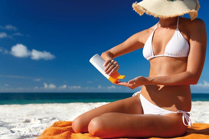 пляж после ринопластики