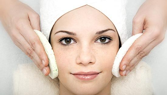 чистка лица после ринопластики