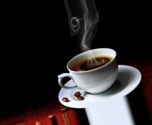 кофе после ринопластики