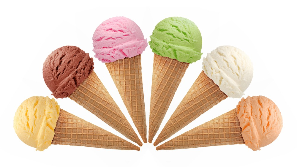 мороженое после ринопластики