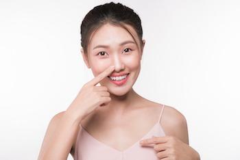 Ринопластика азиатского носа