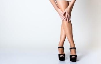 Пластика ног